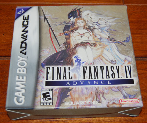 Final fantasy IV gameboy advance