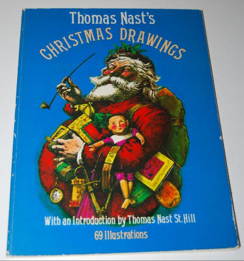Thomas nast christmas drawings