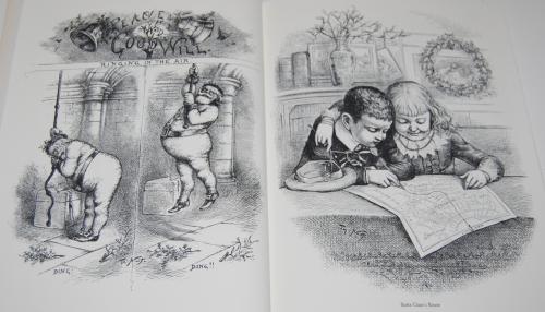 Thomas nast christmas drawings 3