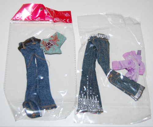 Barwa doll clothes 1
