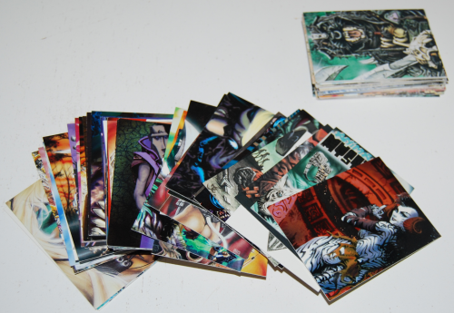 Comics images cards x