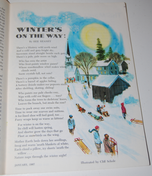 Golden magazine jan 1967 3