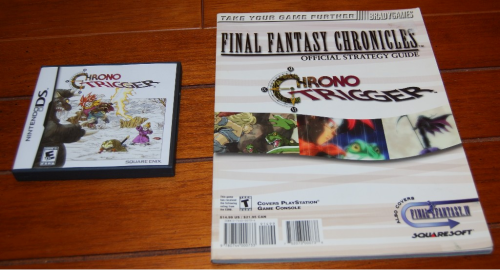 Ff chronotrigger ds