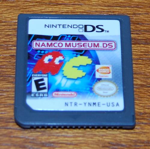 Namco museum ds