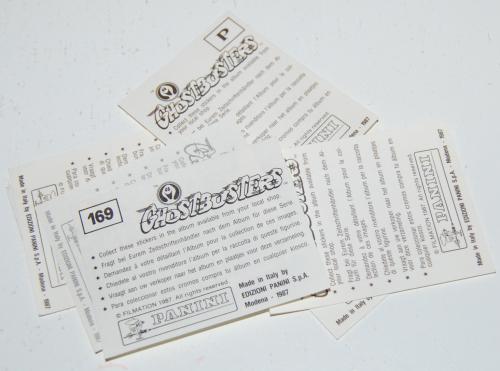 Panini stickers 4