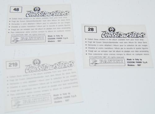 Panini stickers 2