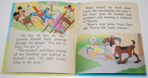 Donald duck's lucky day 11