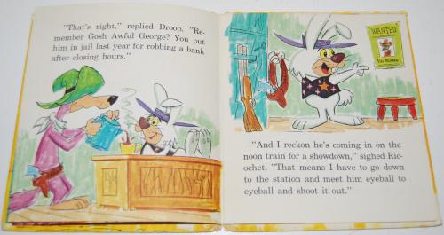 Ricochet rabbit book 3