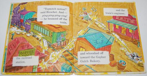 Ricochet rabbit book 6
