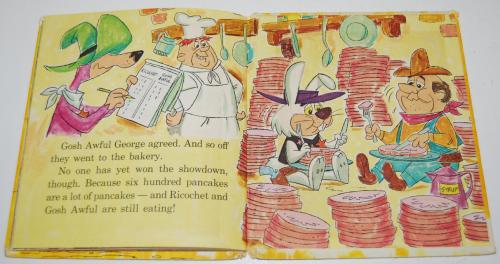 Ricochet rabbit book 8
