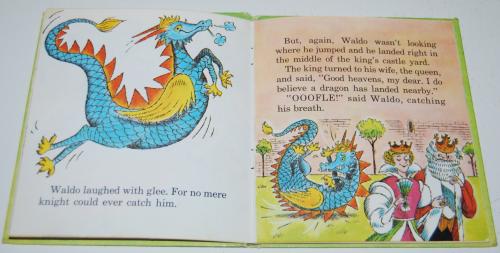 Waldo the jumping dragon 5