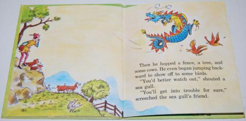 Waldo the jumping dragon 11
