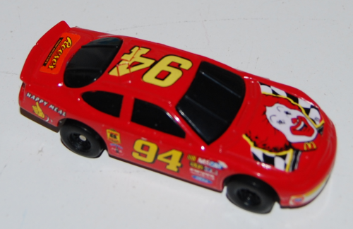 Happy meal toy hot wheels 1
