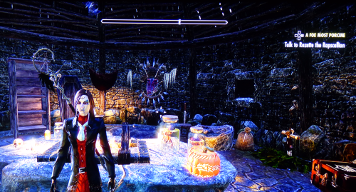 Eso witch cottage