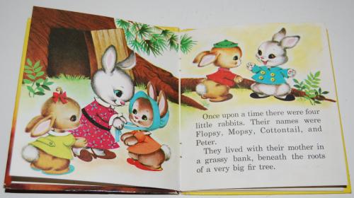 Whitman peter rabbit book 2