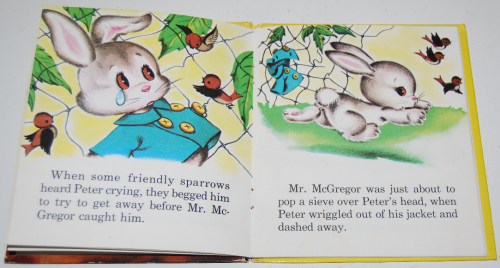 Whitman peter rabbit book 4
