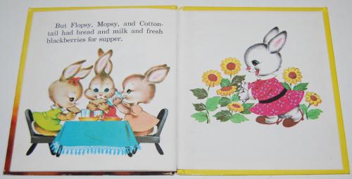 Whitman peter rabbit book 7