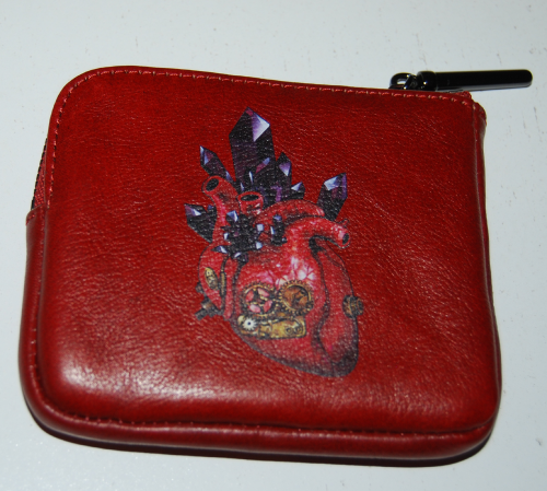 Mysterious wallet x