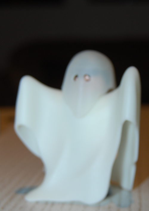 Playmobil scooby doo ghost figure