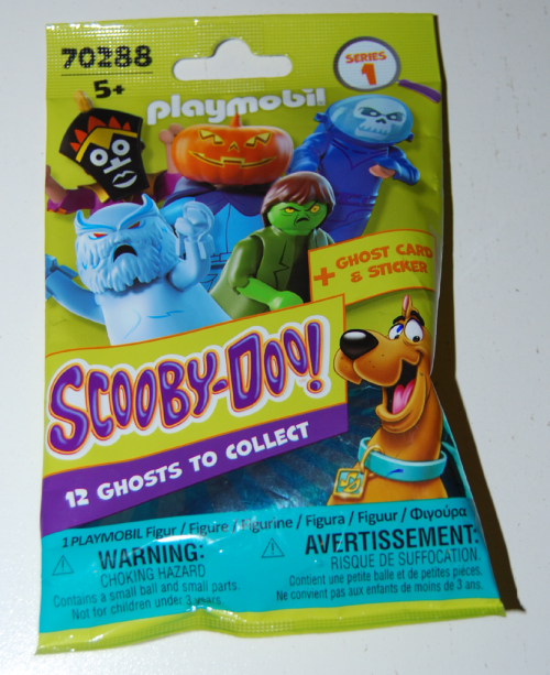 Playmobil scooby doo ghost toy