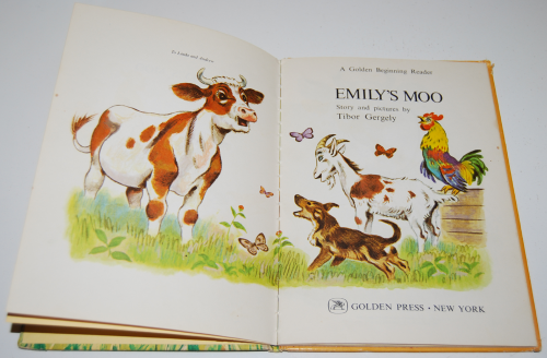 Emily's moo book 1