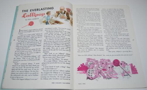 Golden magazine may 1964 3