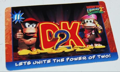 Dk2 card