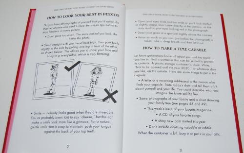 Girls' book 6
