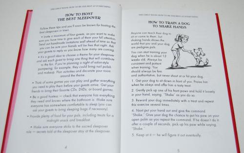 Girls' book 7