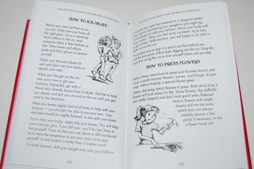 Girls' book 12