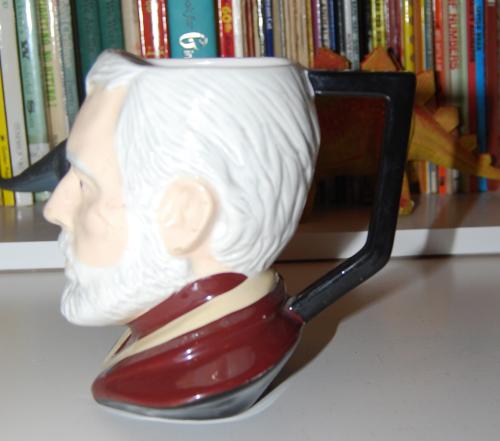 Obi wan cocoa mug x