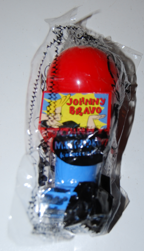 Johnny bravo prizes 3
