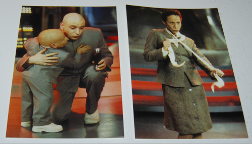 Austin powers photo cards 2