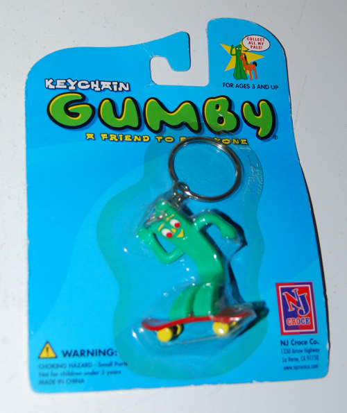 Gumby day 1