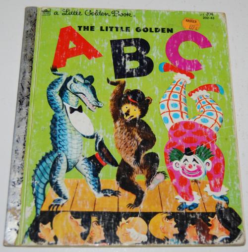 Little golden abc book