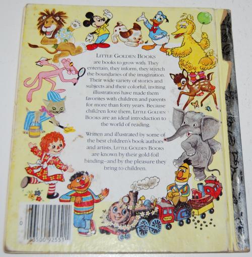 Little golden abc book x