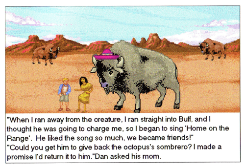 Hunting for weird buffalo 17