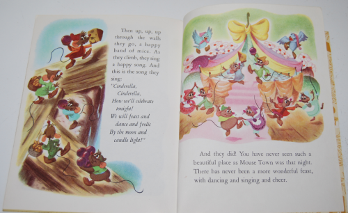 Little golden book cinderella's friends 8