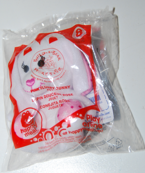 Happy meal toy build a bear 7