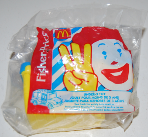 Happy meal toys 1