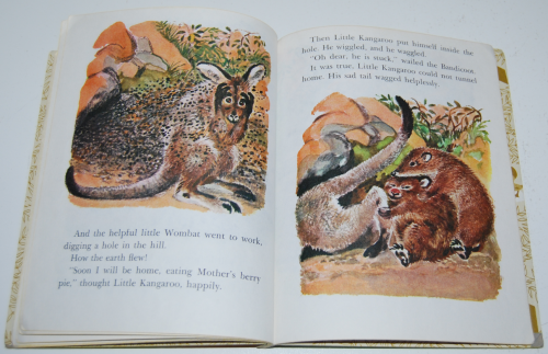 Little golden book hop little kangaroo 7