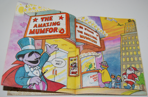 Little golden book sesame st mumford 2