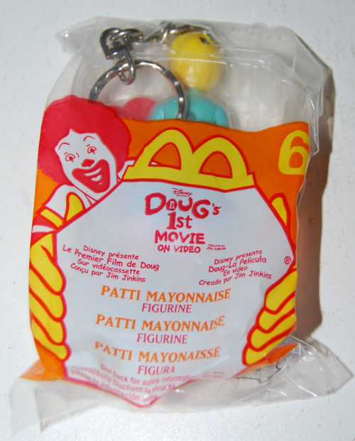 Happy meal toy doug 4