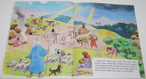 Little golden book noah's ark 1