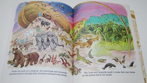 Little golden book noah's ark 9
