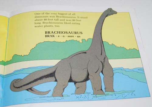 Scholastic dinosaurs 7