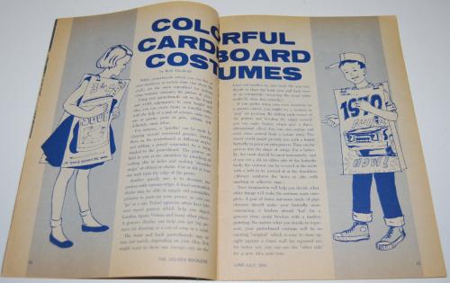 Golden magazine june july 1970 6
