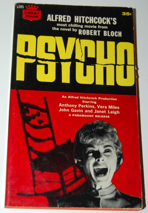 Psycho paperback