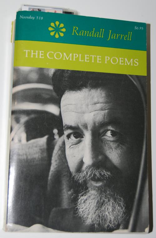 Randall jarrell poems