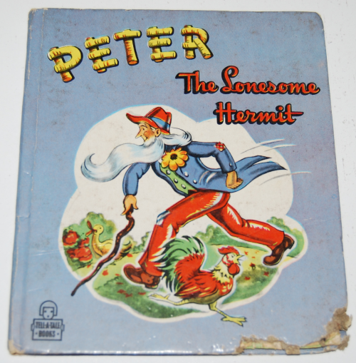 Peter the lonesome hermit